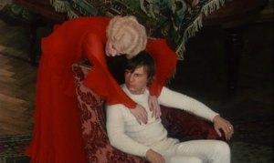 A rare aristocratic form of massage