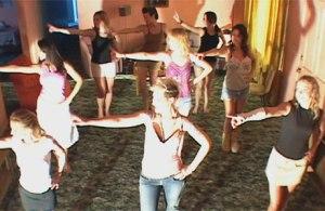 Inland Empire hooker dance