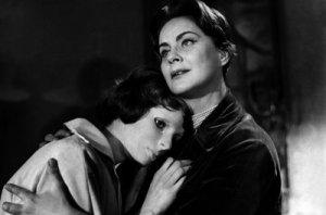 Edith Scob, Alida Valli # Les yeux sans visage (1960)